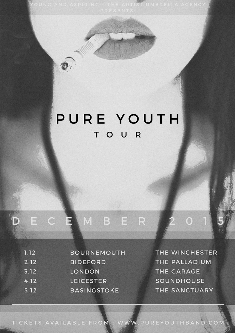 Pure Youth - TOUR - Poster - V2_small